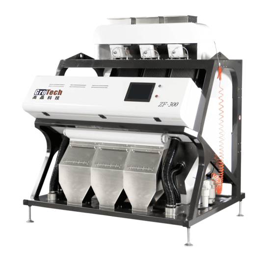 Top Quality CE Qualified Nuts Color Sorter Machine from Grotech China