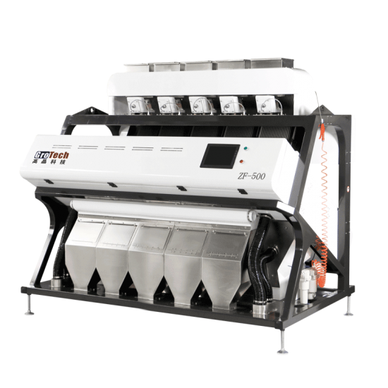 Coffee Beans Color Sorting Machine