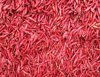 Chilli Color Sorting Video